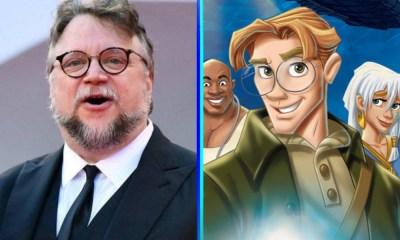 Guillermo del Toro hará el live-action de 'Atlantis