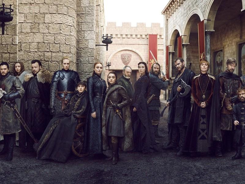 Elenco original en precuela de 'Game of Thrones'
