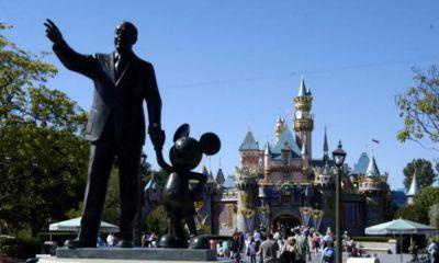 Heredera de Disney se infiltra