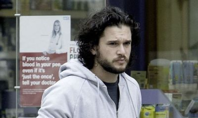 Kit Harrington después de su rehabilitación