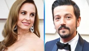 Marina de Tavira y Diego Luna tienen un romance