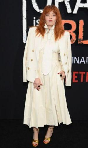 """Así lucieron las """"reclusas"""": Última alfombra negra de 'Orange Is The New Black' Orange-Is-The-New-Black-Premiere-2-300x500"""