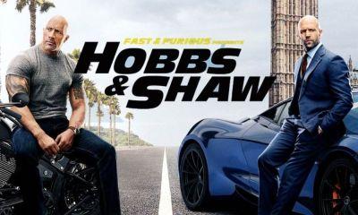 Revelan escena de la película 'Hobbs & Shaw'