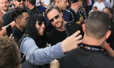 Famosos invaden San Diego Comic-Con 2019
