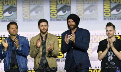 'Supernatural' inició su despedida en San Diego Comic-Con