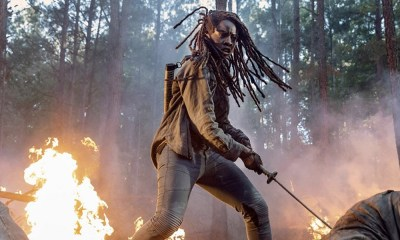 Confirman película de 'The Walking Dead'