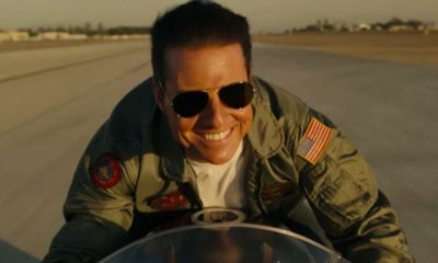 Tom Cruise arranca suspiros en el primer trailer de 'Top Gun: Maverick'