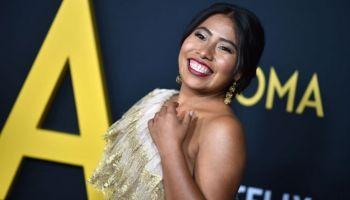 Yalitza Aparicio está nominada en los 'Kids Choice Awards'