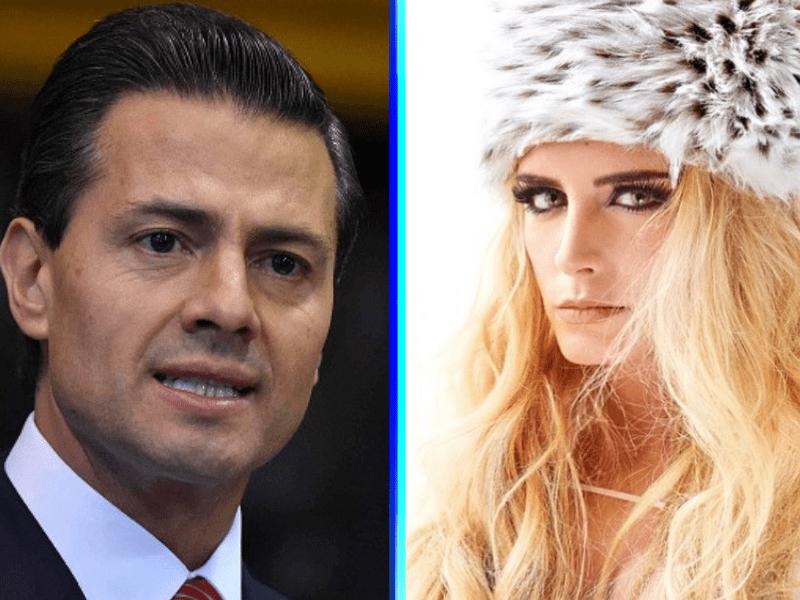 Peña Nieto le pidió matrimonio a Tania Ruiz