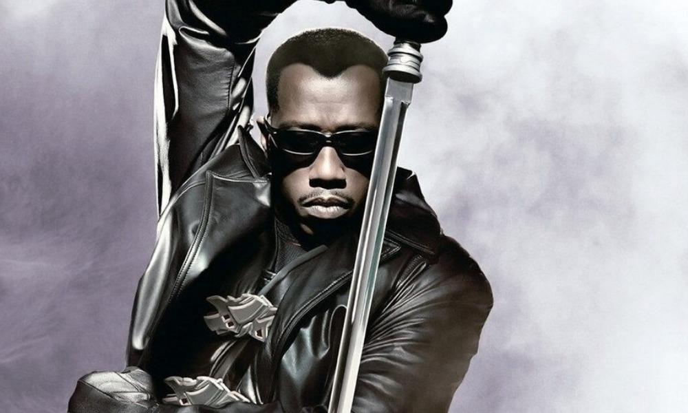 Wesley Snipes habló del reboot de 'Blade'