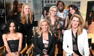 Detrás de cámaras de 'Big Little Lies 2'