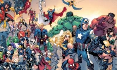 Superhéroe transgénero de Marvel