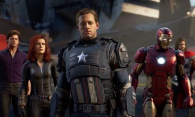 gameplay de Marvel's Avengers
