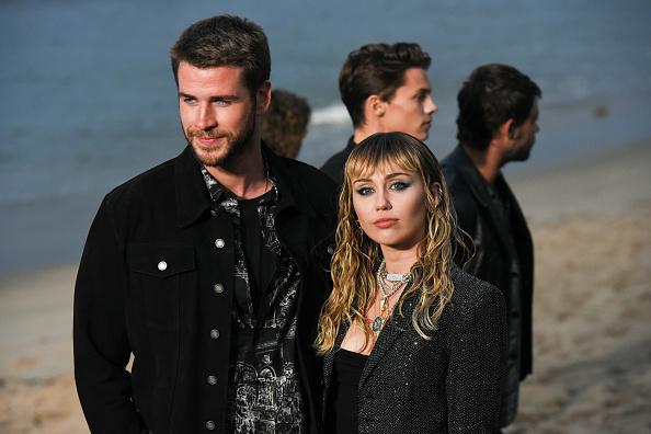 Miley Cyrus reveló sus preferencias sexuales a un menos de año de estar casada gettyimages-1154326996-594x594
