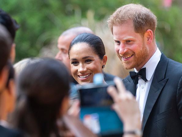 El príncipe Harry revela cuántos hijos quiere tener con Meghan gettyimages-1155575296-594x594-1