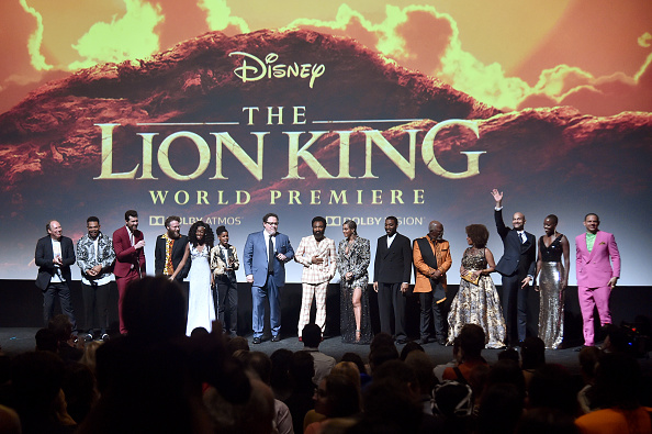 """Desde África"" llega Beyoncé a la premiere de 'The Lion King' gettyimages-1161114291-594x594"