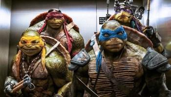 Nueva película live-action de las 'Tortugas Ninja'