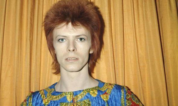 video inédito de David Bowie