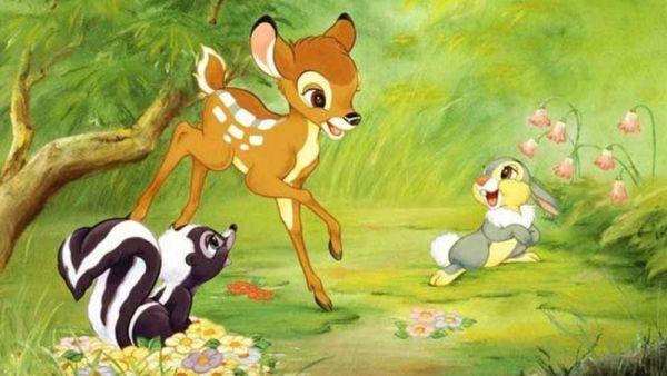 Tras los éxitos de Disney, podrían estar preparando live-action de 'Bambi' Bambi-600x338