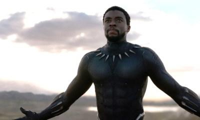 'Black Panther' es el primero en cruzar el portal en 'Endgame'