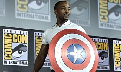 Futuro de 'Falcon' como 'Capitán América'