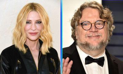 Cate Blanchett y Guillermo del Toro