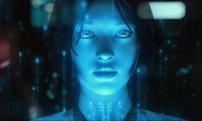 Cortana' en la nueva serie de 'Halo'