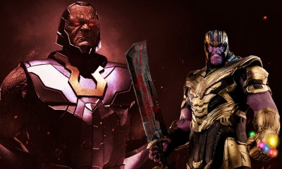 Thanos o Darkseid