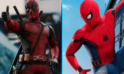 Deadpool quiere que olviden a Spider-Man