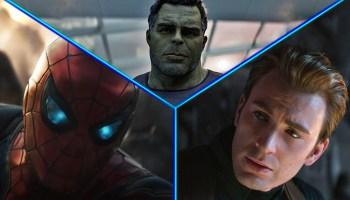 'Hulk' iba a matar a 'Thanos'