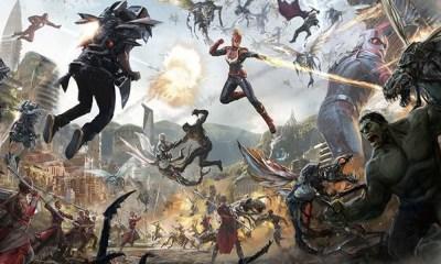 Superhéroes están por llegar a los parques de diversiones