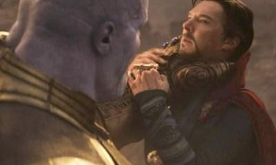 Thanos podría ser el culpable en Doctor Strange 2