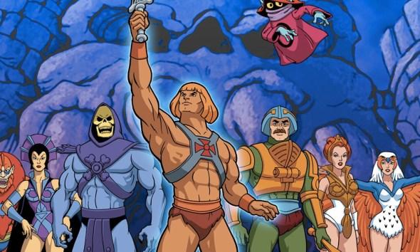 Netflix desarrollará 'Masters of the Universe'