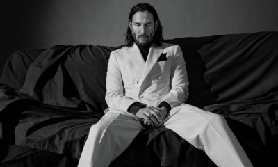 Keanu Reeves como 'Moon Knight'