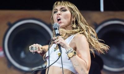 Miley Cyrus rompe el silencio sobre Liam