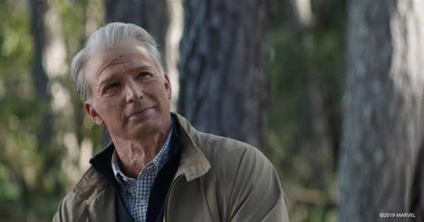 ¿Cómo lograron envejecer a Chris Evans para 'Avenges: Endgame'? Old-Man-Captain-America-Chris-Evans-CGI-Dots-600x315