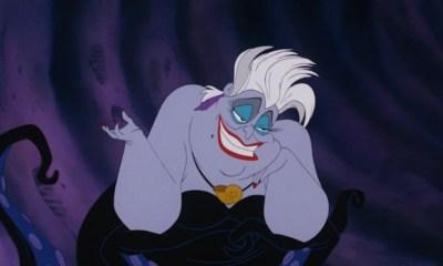 Queen Latifah como 'Ursula'
