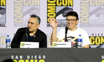 Panel completo de los hermanos Russo en San Diego Comic-Con