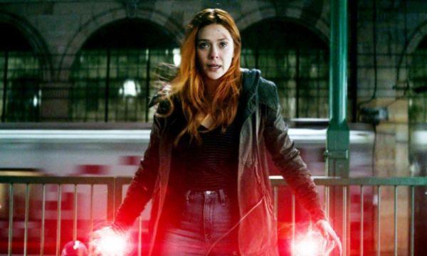 ¿Qué papel jugará Scarlet Witch en la secuela de Doctor Strange? Scarlet-Witch-en-la-secuela-de-Doctor-Stranger-600x360