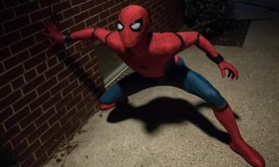 Homenaje de Spider-Man en el MCU