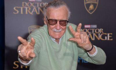 Stan Lee entrará al Salón de la Fama VES
