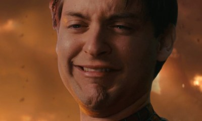 Tobey Maguire lloró la salida de Tom Holland
