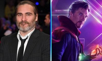 Por qué Joaquin Phoenix no fue el 'Doctor Strange'