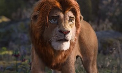 Reedición de live-action de 'The Lion King'