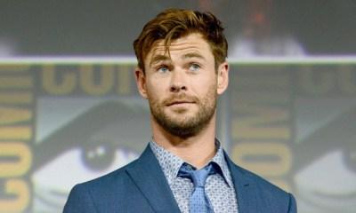 Chris Hemsworth producirá remake de 'Bajo la Rosa'