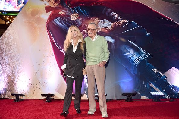 Heredera de Stan Lee romperá relaciones con esta empresa de entretenimiento gettyimages-615960710-594x594