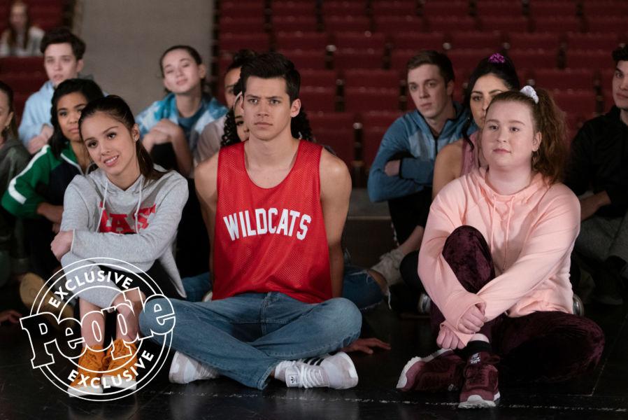 ¿Troy y Gabriella? Así se ven los protagonistas de la nueva serie de 'High School Musical' high-school-musical-5