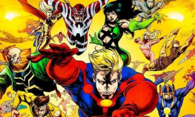 primer superhéroe gay en 'The Eternals'