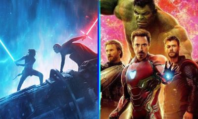 similitudes entre 'Star Wars' y 'Avengers_ Endgame'