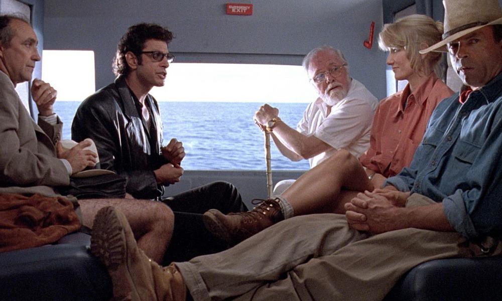 Actores originales de 'Jurassic Park' harán una secuela